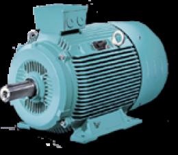 Электродвигатели Siemens типа 1LG4, 1LG6